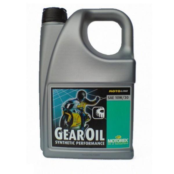 Převodový olej Motorex GEAR OIL 10W/30 (75W/85) 4L