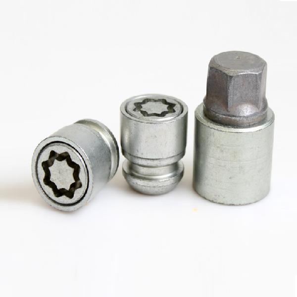 SICUSTAR pojistné matice M12x1,5 kulová R12 Honda, zavřená, klíč 19