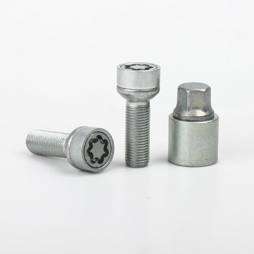 SICUSTAR pojistné šrouby M14x1,5x37 kulová R14, klíč 17