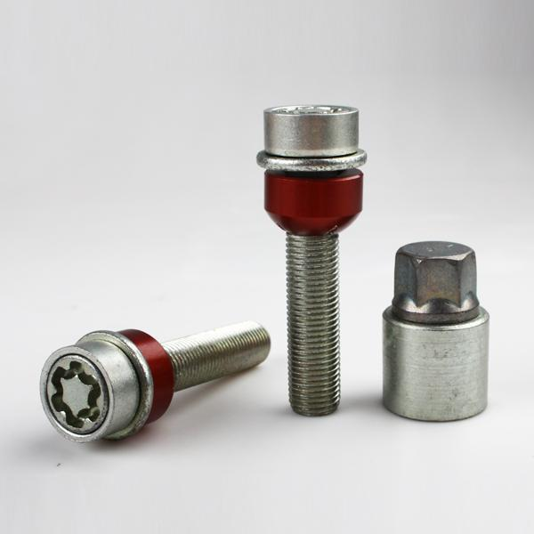SICUSTAR pojistné šrouby M14x1,5x48 kulová R14 (pohyblivá), klíč 19