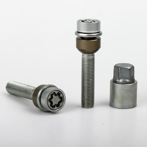 SICUSTAR pojistné šrouby M14x1,5x58 kulová R14 (pohyblivá), klíč 19