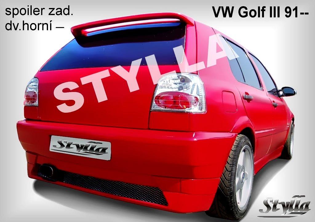 Střešní spoiler VOLKSWAGEN Golf III htb r.v. 91-97