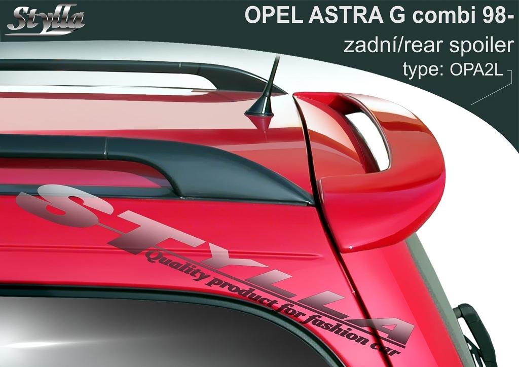 Stříška OPEL Astra G combi r.v. 98--