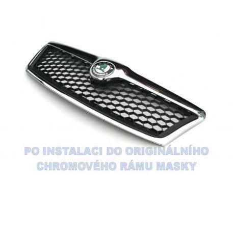 Výplň masky Škoda Octavia II Facelift 09-11