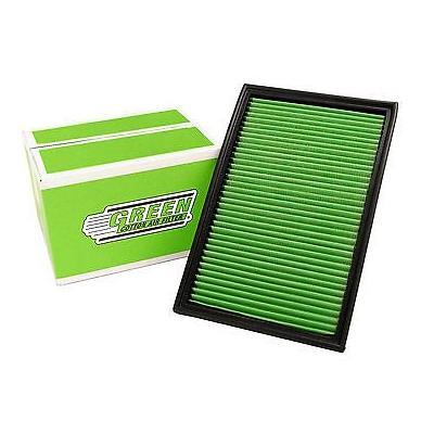 Vzduchový filtr Green pro vozy Peugeot, Citroen