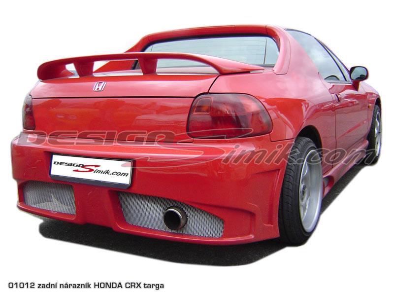 Zadní nárazník Honda CRX targa 1992-1995, laminát