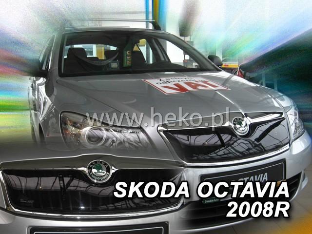 Zimní clona chladiče Škoda Octavia II 07R