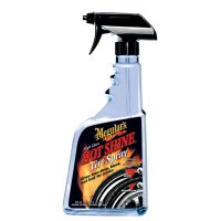Meguiars Hot Shine Tire Spray Trigger 710ml - lesk na pneumatiky